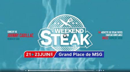 Week-end Steak des Scouts et Guides
