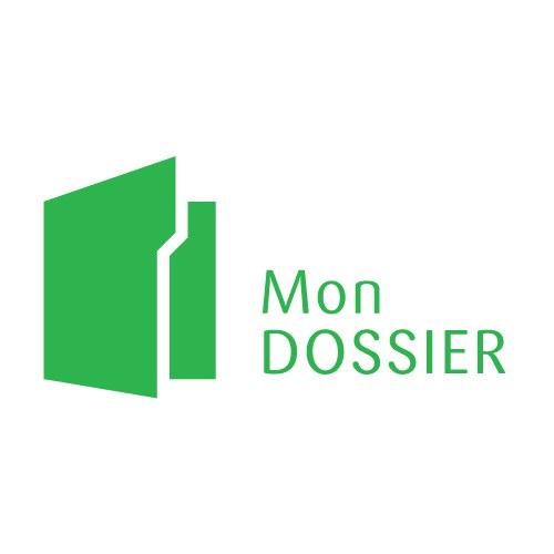 mon dossier logo