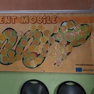 Emile le serpent mobile